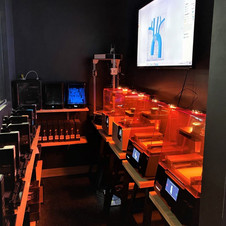 3D Printing Room