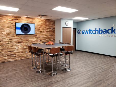 Switchback Medical Opens
