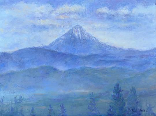 Mt. Mcloughlin - Oregon