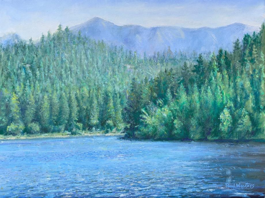 Lake Selmac I - Oregon