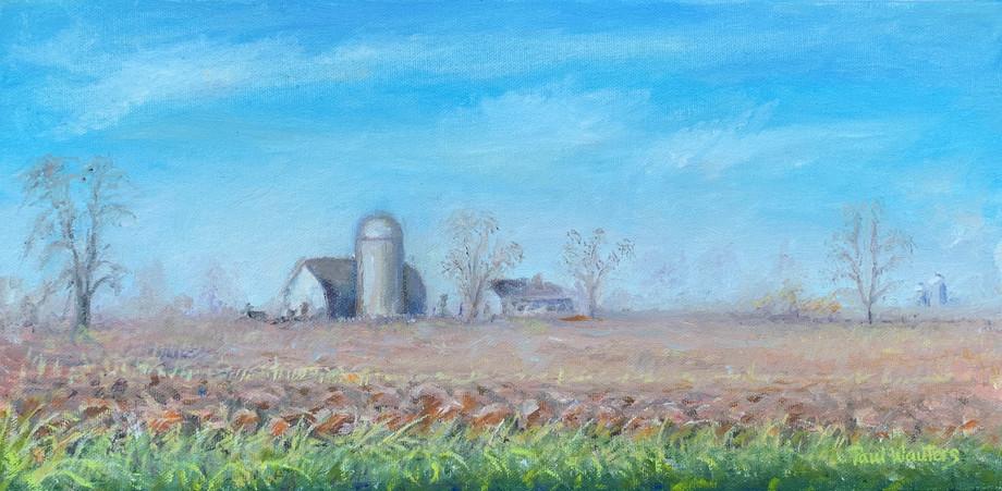 Kewaunee County Farm - Wisconsin