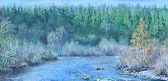 Rogue River - Whitehorse Park - Oregon
