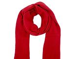 Merino-Cashmere-Schal rot