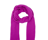 Merino-Cashmere-Schal Pink