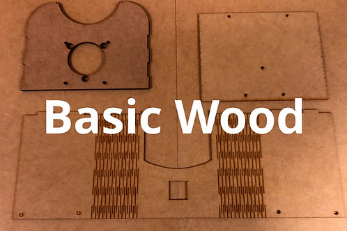 BADDY Part - Box pack wood