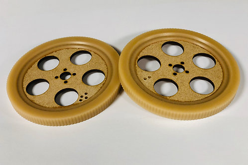 Wheels V4 (2 units) - Woody