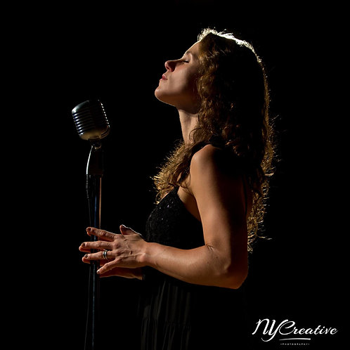 PACK OF 4 One-Hour Voice Lessons - ONLINE
