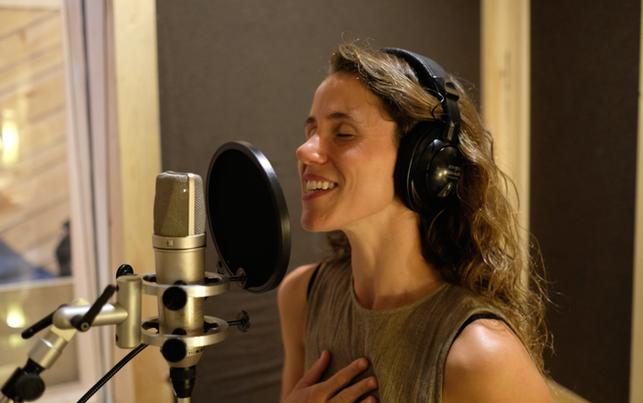 "Recording ""Blood and Bone"" at Bunker Studios"