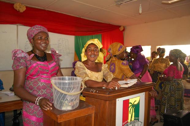 Ministry - Women's Gospel Meeting.JPG