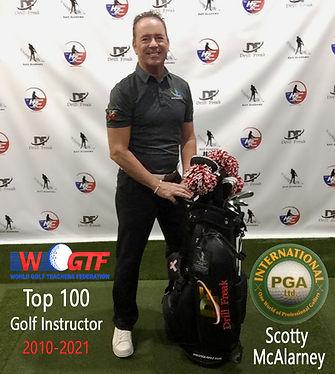 2020 Scotty McAlarney Top 100 WGTF IPGA