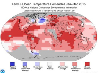 2015 CRUSHED GLOBAL HEAT RECORDS: THREE THINGS YOU SHOULD KNOW