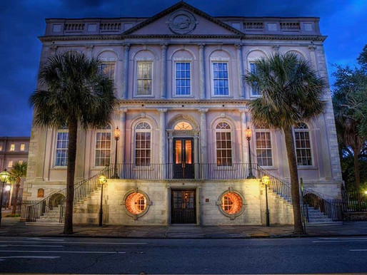 CHARLESTON SC,  WHERE IT ALL STARTED