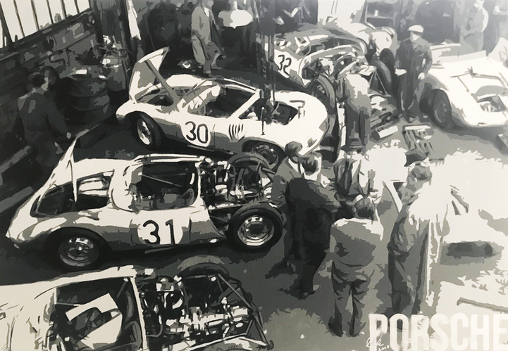 """Porsche Spyder"""