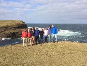 IDCORE - Orkney Field Trip