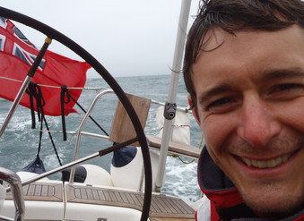 Meet the Team:                                   Richard Lines, Senior Metocean Analyst
