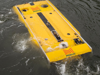Modus selects ForeCoast Marine to optimise its Hybrid AUV operations