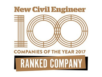 JBA ranks 6th in the NCE100 UK & International engineering companies