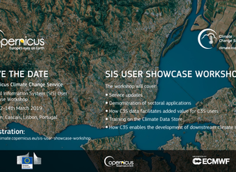 Martin Williams presents at SIS User Showcase Workshop