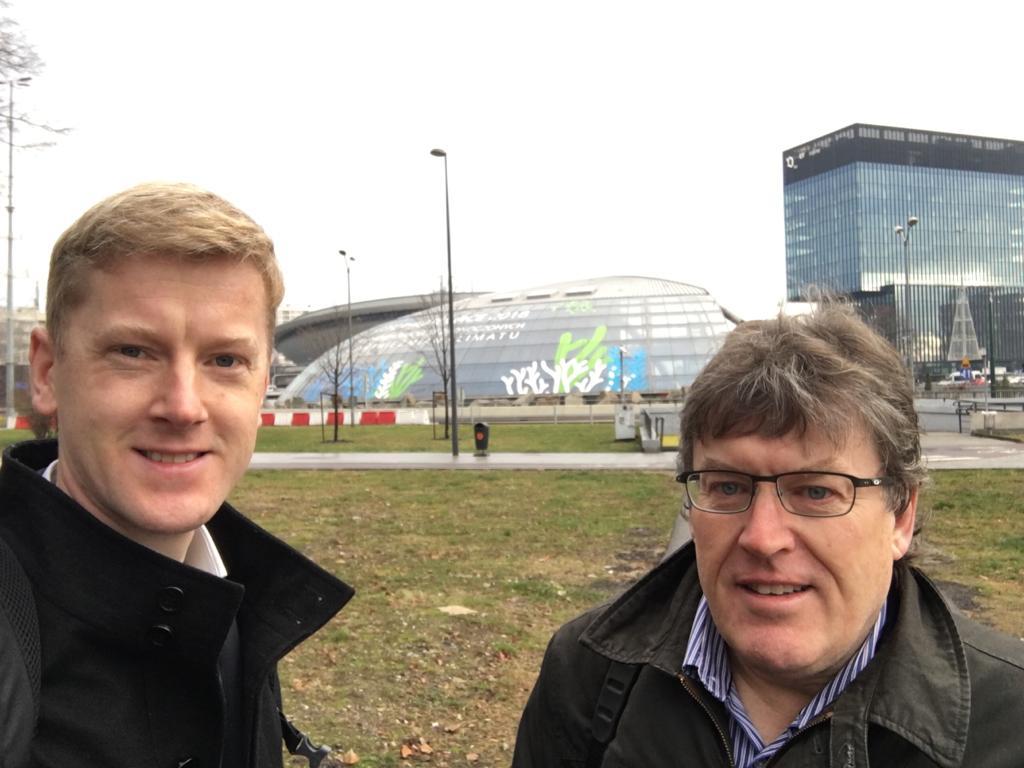 COP24 - John and Martin