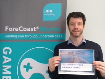 JBA Supports Swansea Tidal Lagoon Media Campaign