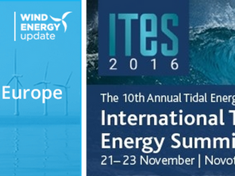 JBA Consulting to exhibit at 10th Annual Tidal Energy Summit and Offshore Wind Europe