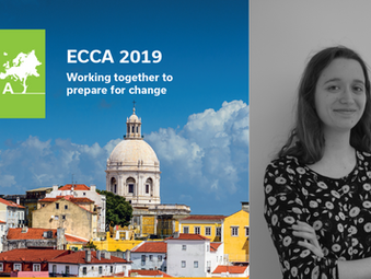 Heather Norton presents at European Climate Change Adaptation conference