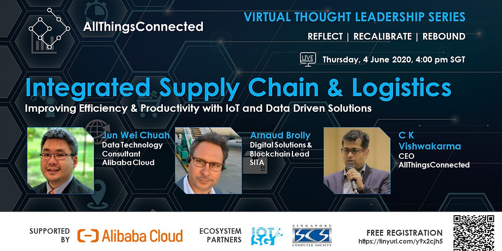 Integrated Supply Chain & Logistics- IoT, AI & Data Driven Solutions