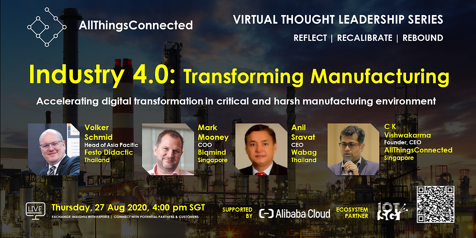 Industry 4.0: Transforming Manufacturing