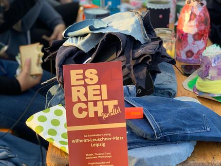 """OFT Lindenthal goes """"Leuschner Platz"""""""