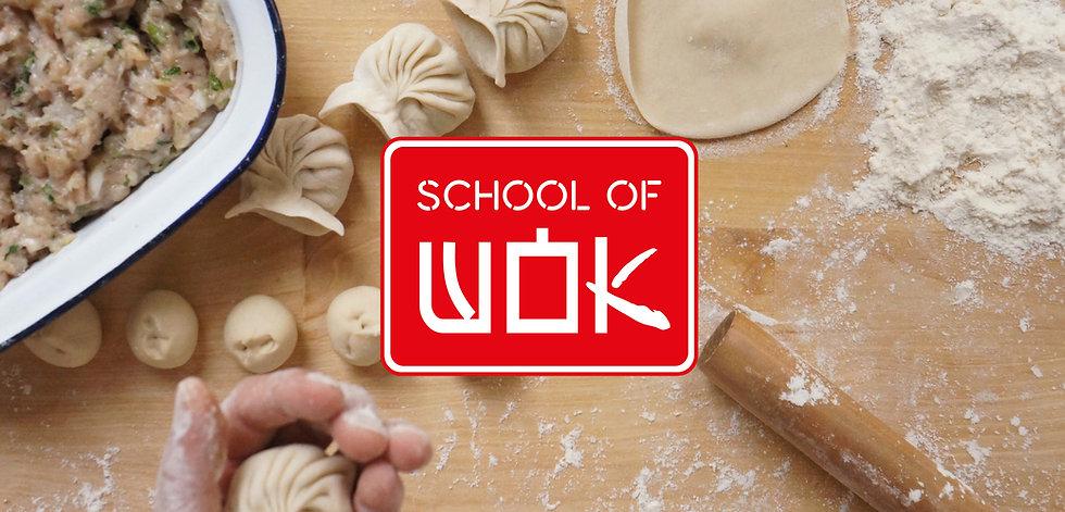 School of Wok Branding and Graphic Design The Brand New Studio Ltd