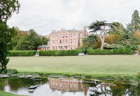 ardington-house-wedding venue