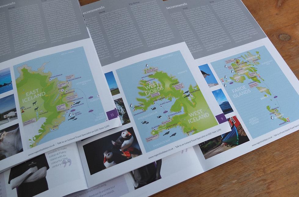 Map and Brochure Design Oxford The Brand New Studio Ltd