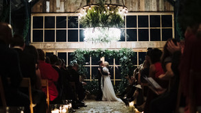 Winter Wonderland Wedding at Soho Farmhouse