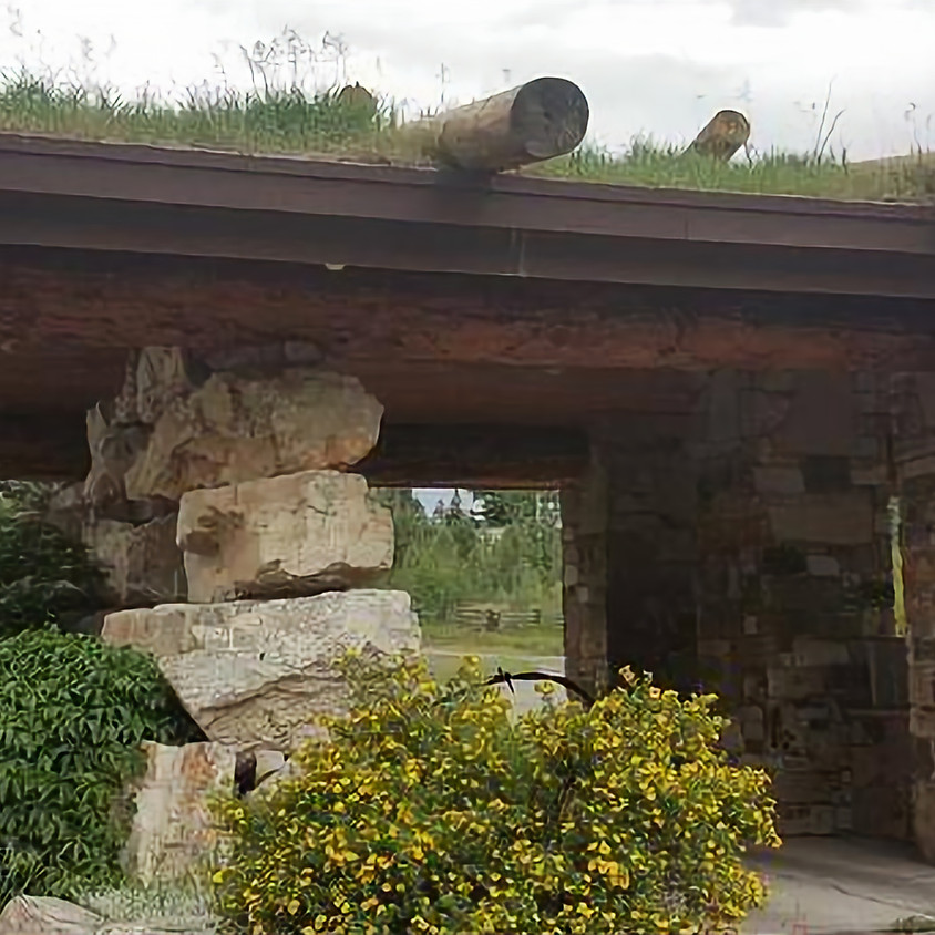 Artist Workshop: Earthen Walls and Living Roofs with Thea Bryant