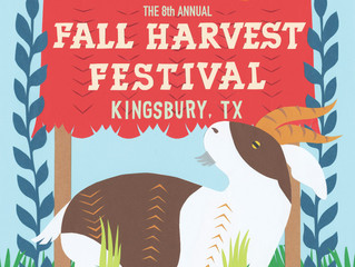 8TH ANNUAL FALL HARVEST FESTIVAL