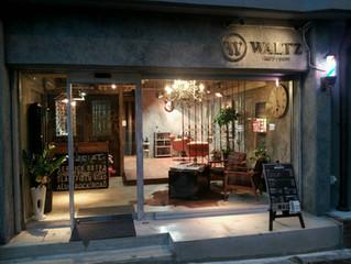 大阪西区メンズ美容室 WALTZの店内紹介