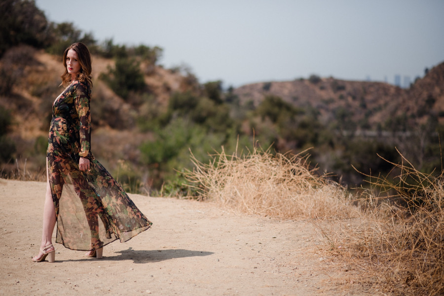 lifestyle, editorial, hollywood hills, on location, photography, model, fashion