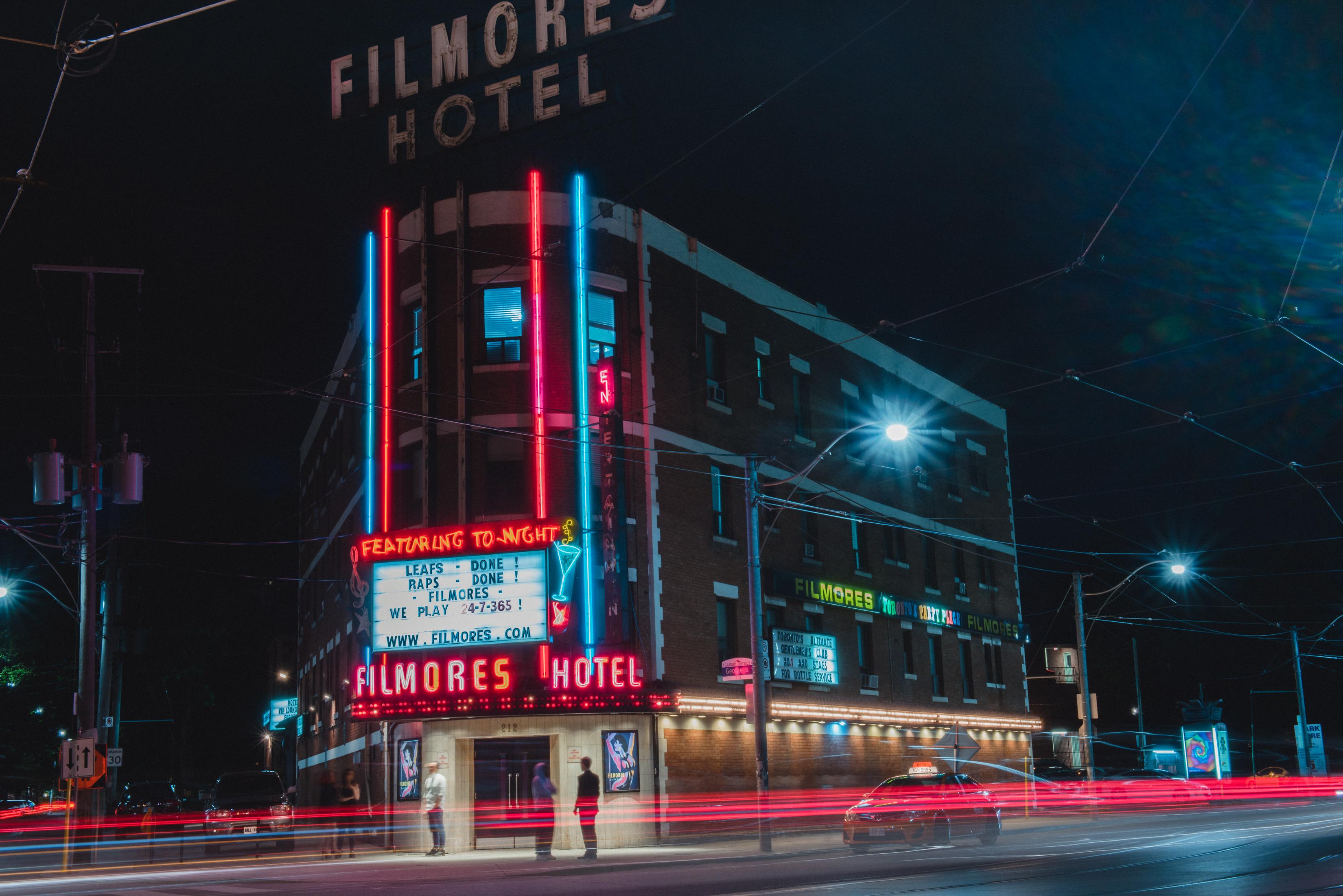Filmore's, Toronto, Ontario, Canada