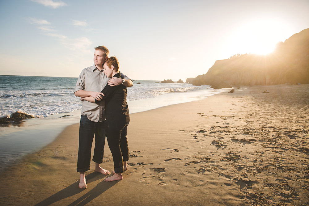 Los Angeles Wedding Photographer, Los Angeles Engagement Photographer, Love, Engaged, Married, Wedding, Wedding Photographer, Engagement Photographer, Beach, Ocean