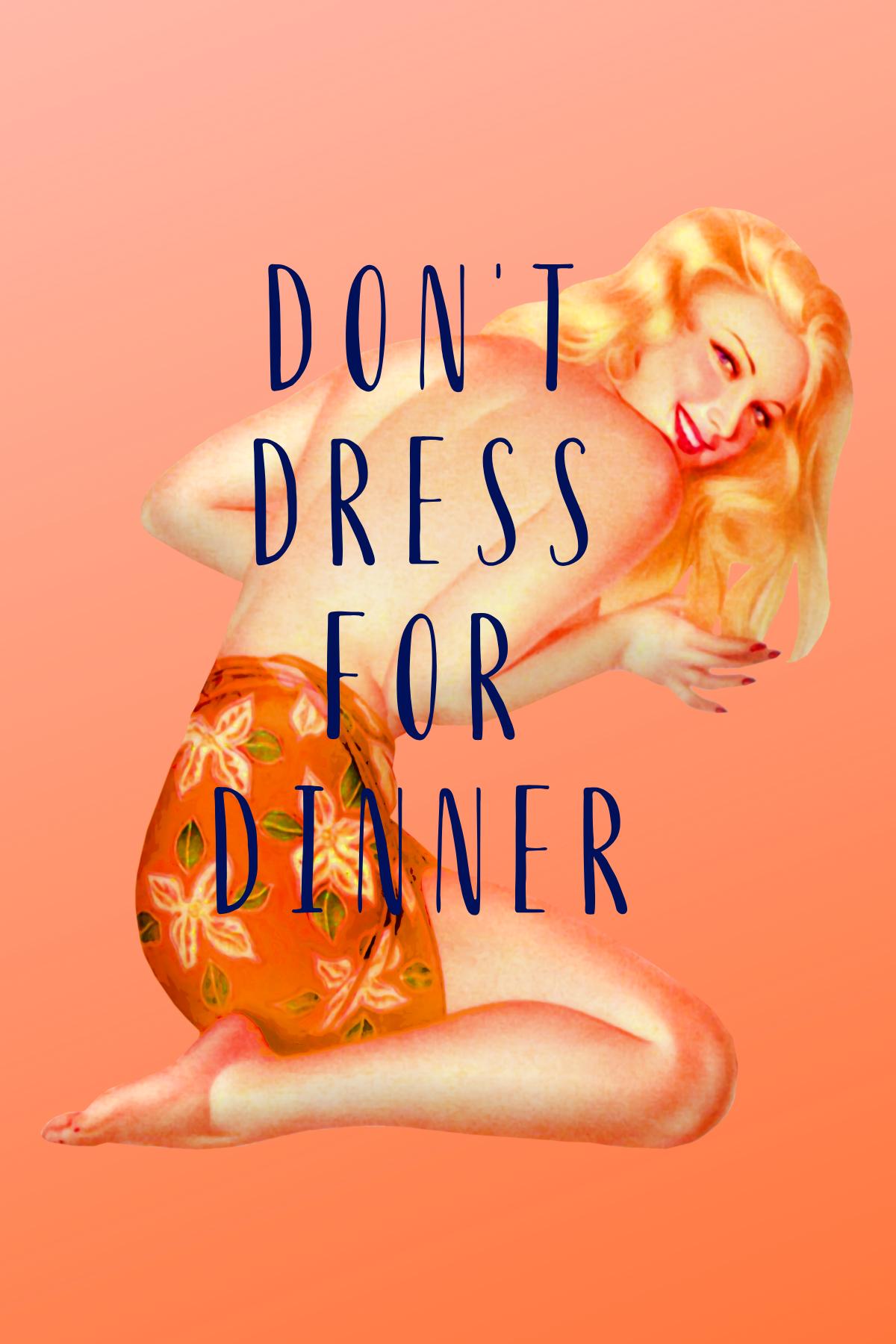 Dress for Dinner400x600