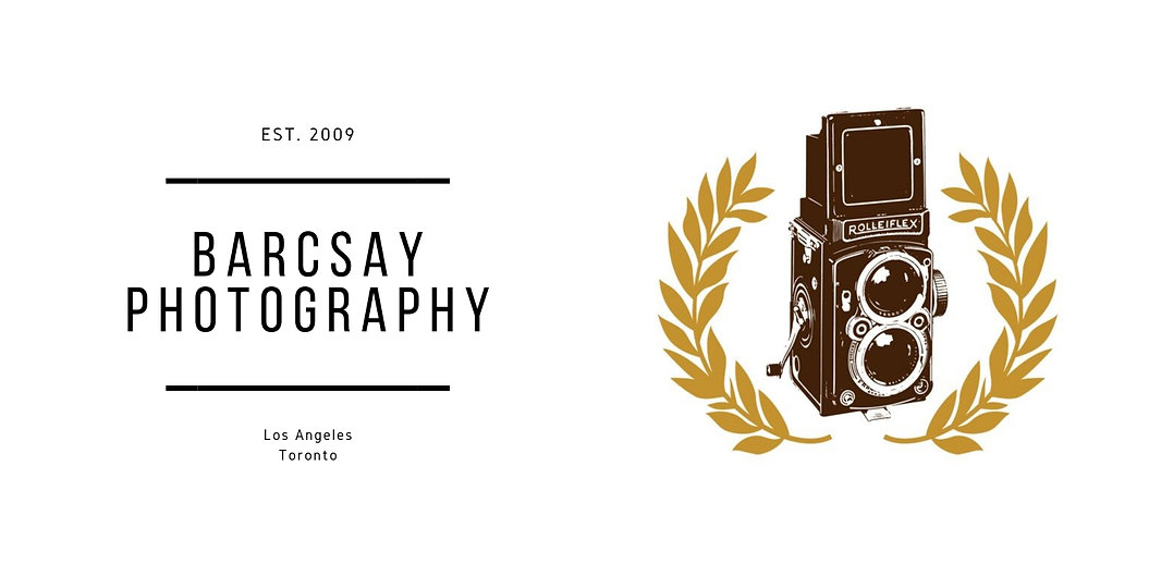 Barcsay Photography logo