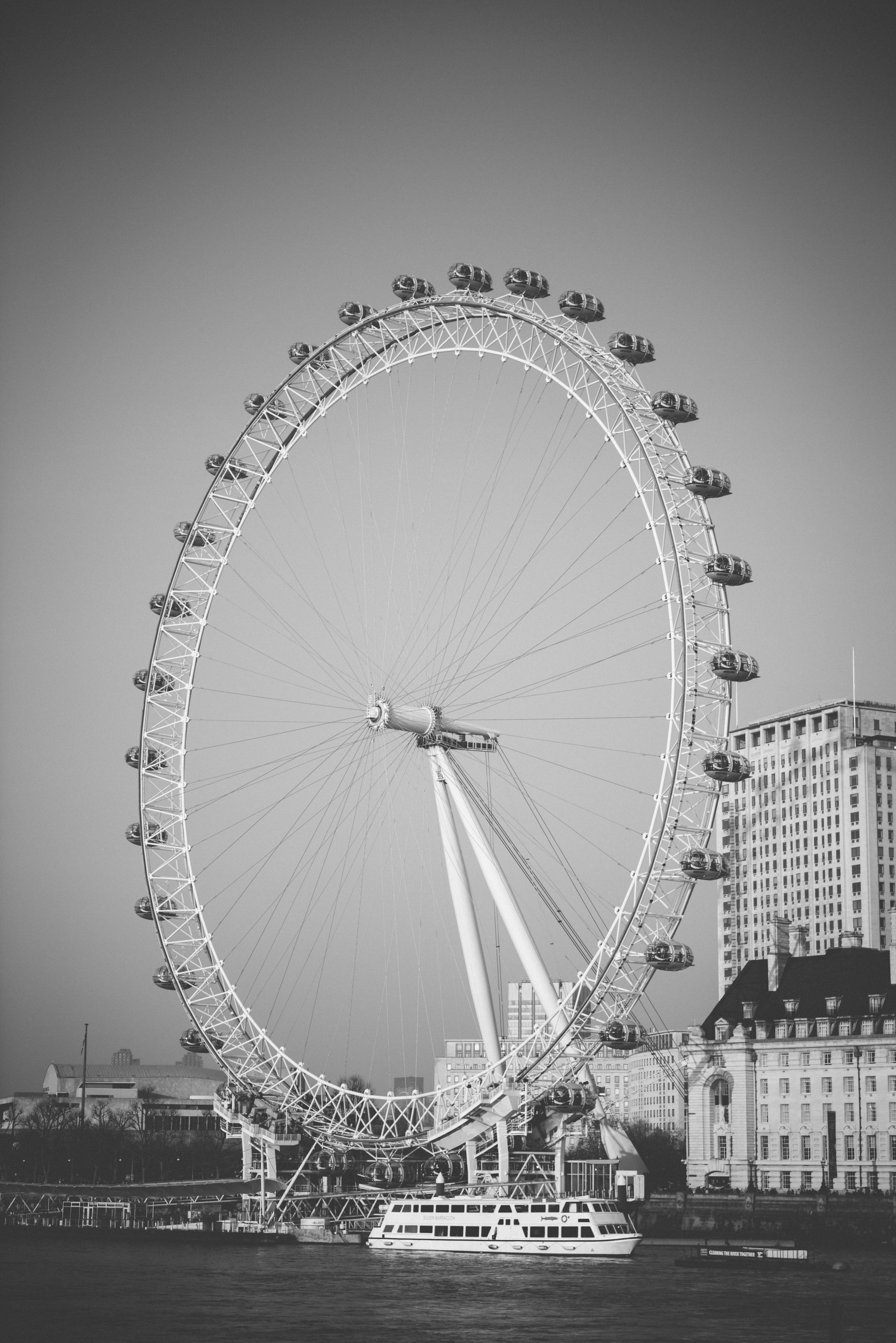 The London Eye, London