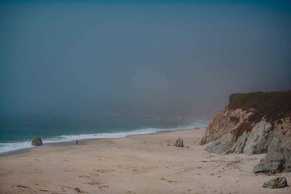 San Francisco, Beach, Ocean. Fog, Magic, Nikon, D850, Adventure