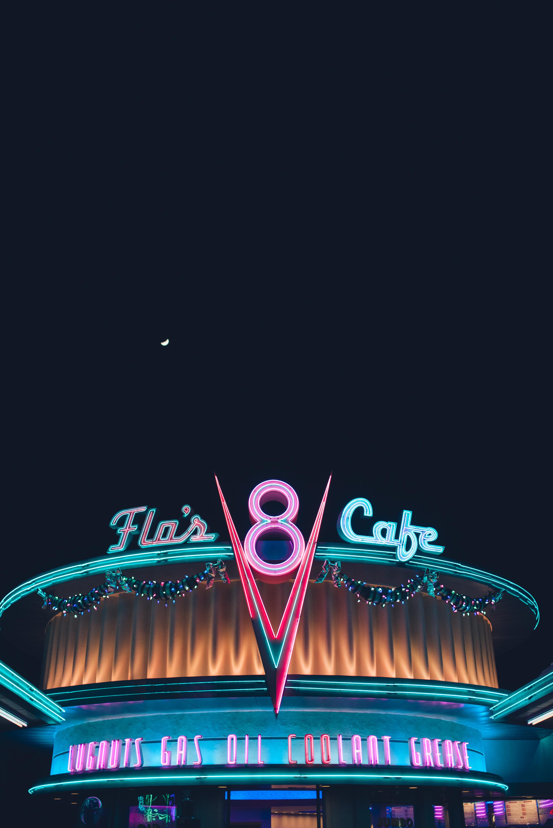 Disneyland, Disneyworld, California