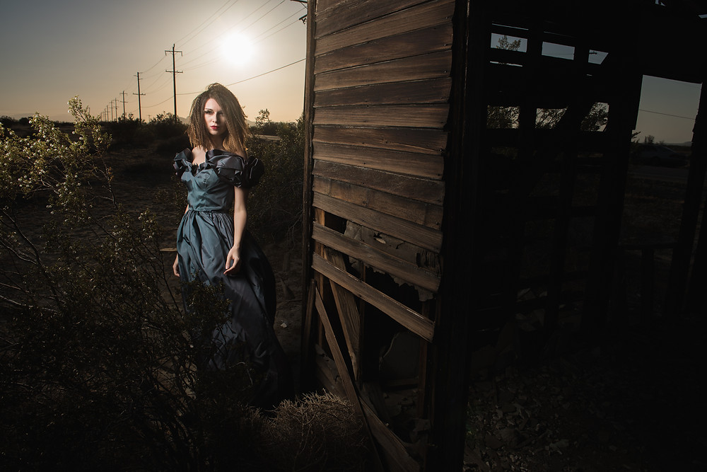 los angeles fashion photographer, los angeles art photographer, fine art, editorial, fashion. abandoned, model