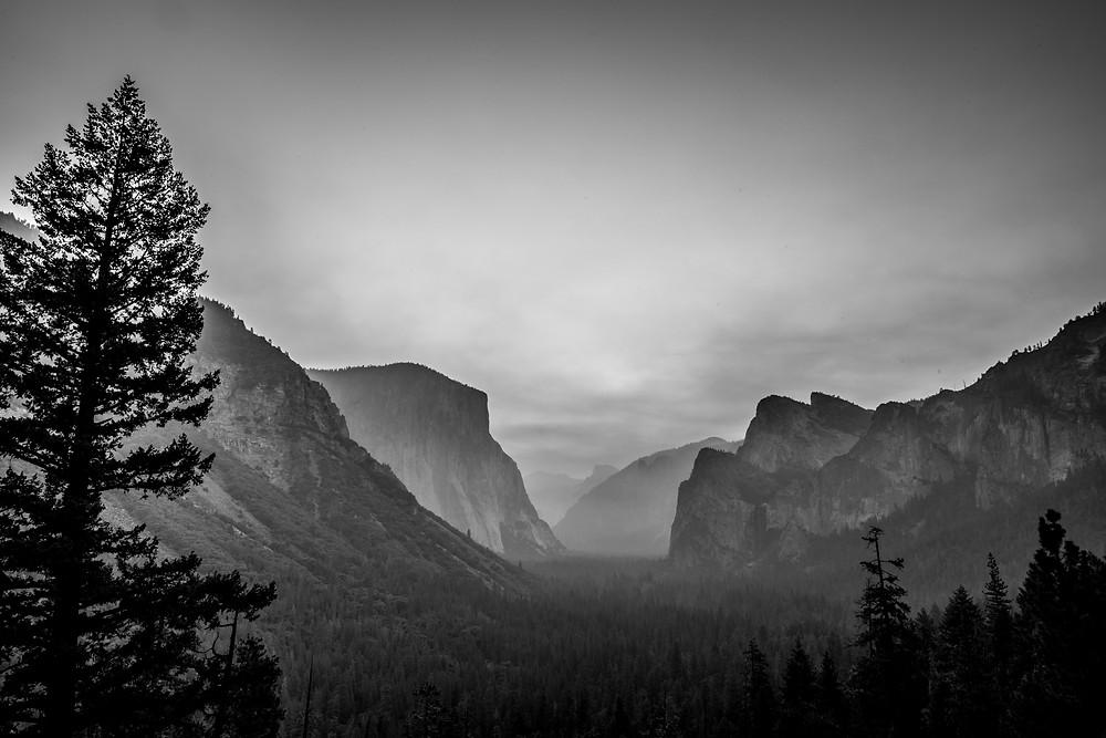 Yosemite, mountains, El Capitain, Glacier Point, Half Dome, Nikon, Explore, Stars, Milky Way, Sunrise, Sunset, Adventure, Calfornia, milkyway, black and white, landscape