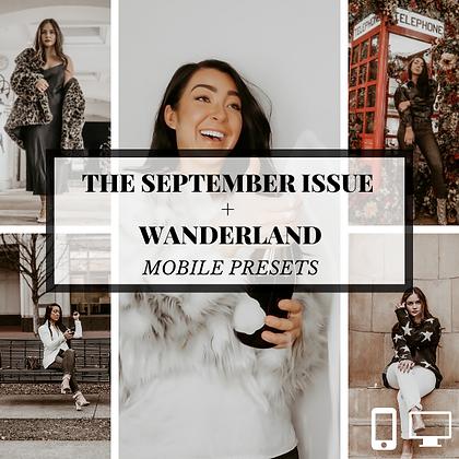 Em & Darby Bundle | The September Issue + Wanderland