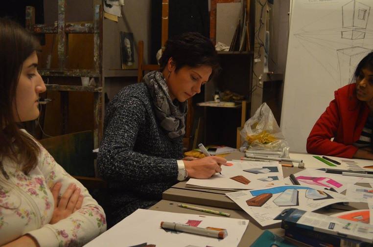Markers workshop