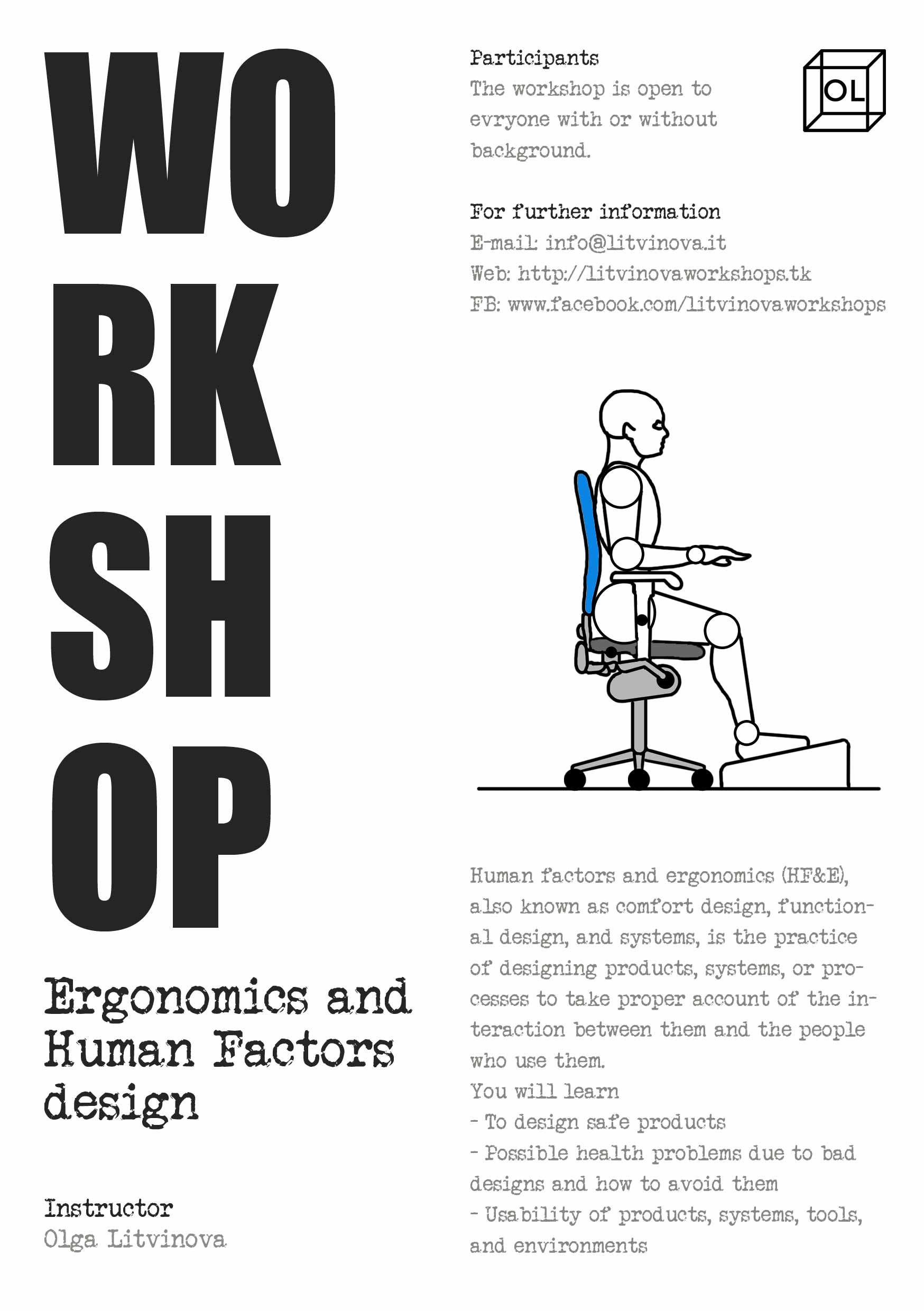Ergonomics workshop