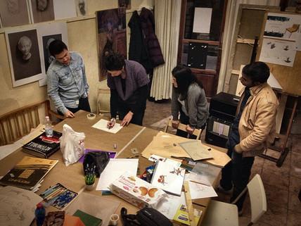 Presentation making workshop